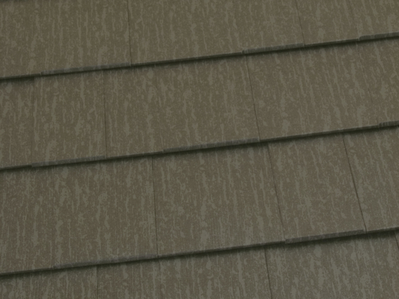 weathered copper metal cool metal roofing offers solution to rising energy costs
