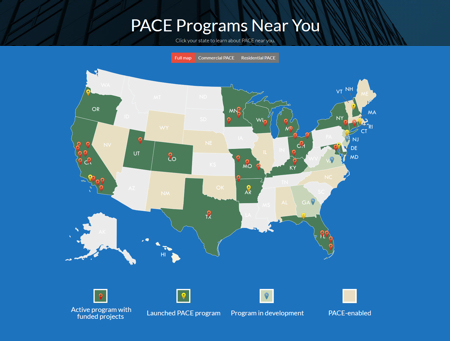 PACE-map