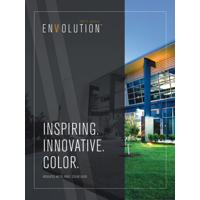 Metl Span 174 Introduces Envolution Color Brochure