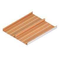 Morin Introduces New Symmetrical Roof Panel Series