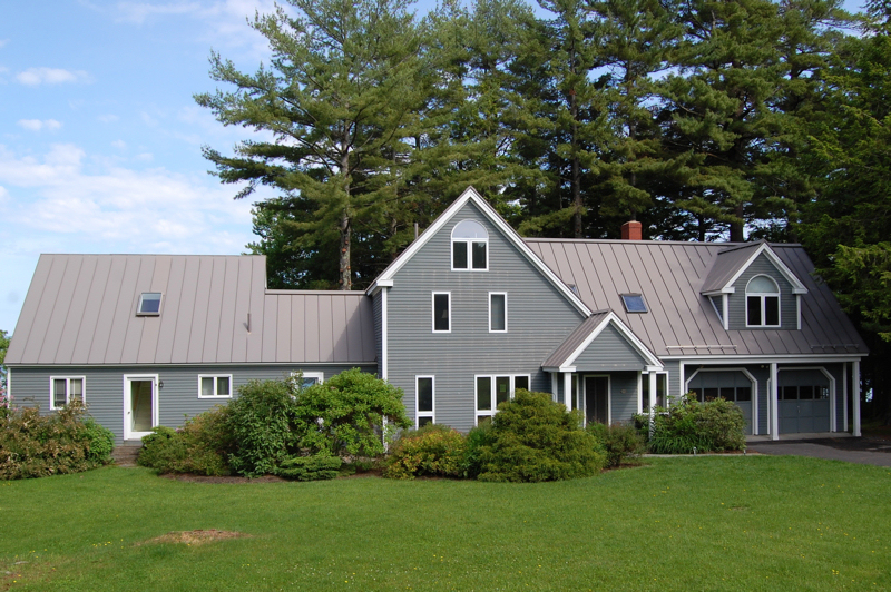 Englert Metal Roofing Plays Well On Golden Pond
