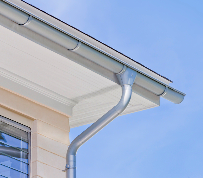 Zinc Gutters Amp Trim The Natural Way To Complement A Roof