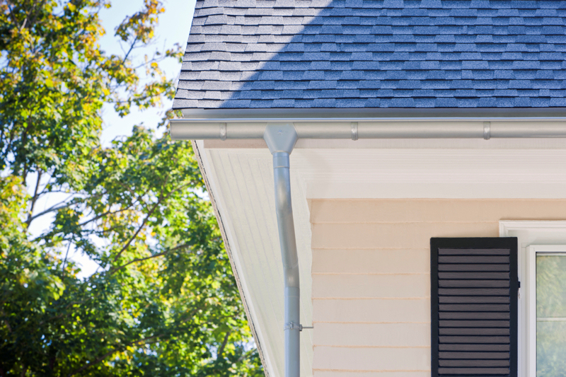 Zinc Gutters & Trim: The Natural Way To Complement A Roof