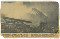 SAF-historical-3-newspaper-clipping-fire