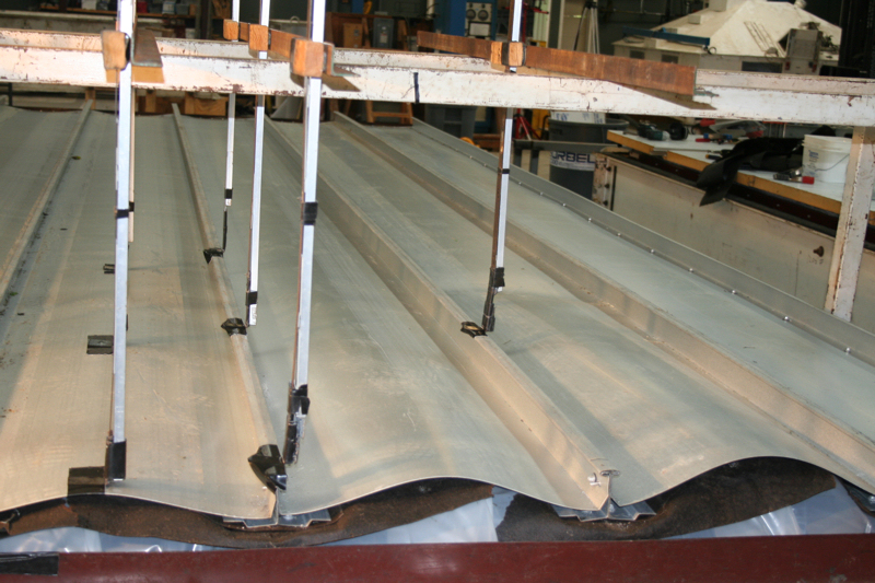 Superior Wind Resistance For Retrofit Roof Applications