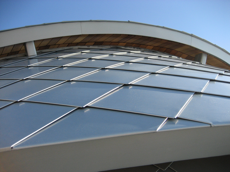 Zinc Cladding The Value And Future Of Light Gauge Gray