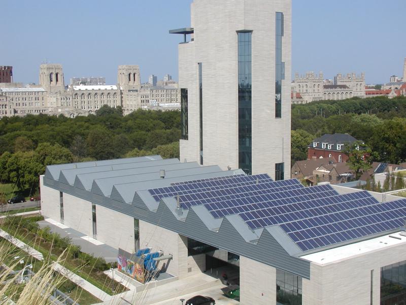 Zinc Roofing Good Design Means A Lifetime Of Service