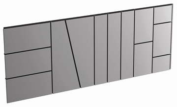Metal Panels For Walls centria debuts formawall® graphix series™ insulated metal panels