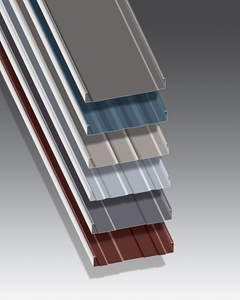 Metal Sales Introduces T Armor Series Standing Seam Roof