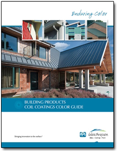 Ppg Publishes Coil Coating Color Guide For Building Products