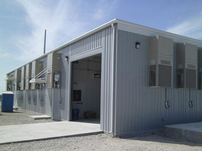 Varco Pruden Launches Utility Built Micro Building Product Offering