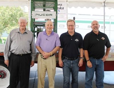 Vulcraft Group Marks 50th Year Of Plant In Norfolk Nebraska
