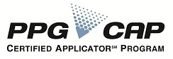 PPG Announces 12 Certified Applicator Program Group