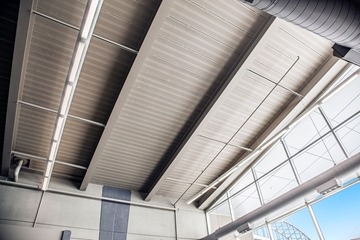 Vulcraft Verco Group Introduces Structural Ceiling Systems