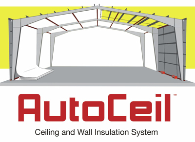 Thermal Design Introduces Automated Installation Metal