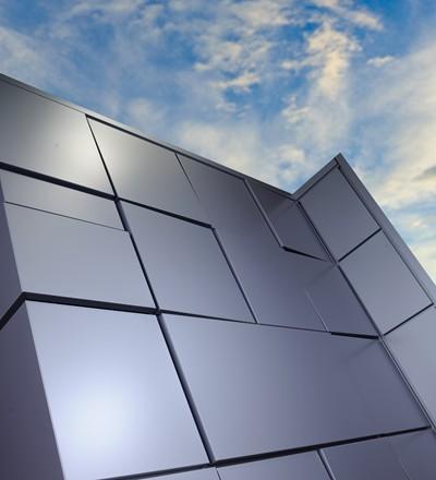 Centria Expands Intercept Modular Metal Panel System With Intercept Lvlz