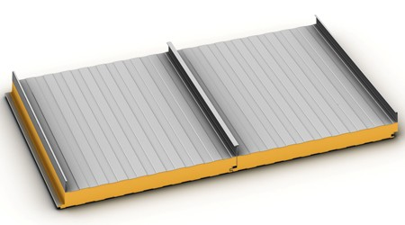 Green Span Profiles Introduces Ridgeline Insulated Metal