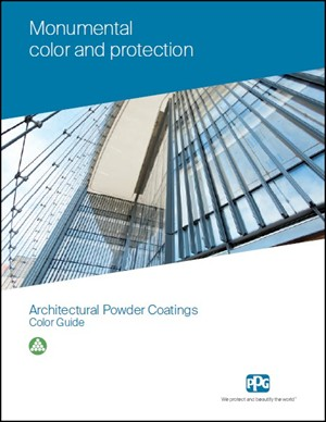 ppg-powder-coatings-color-guide