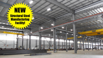 Rigid-steel-plant