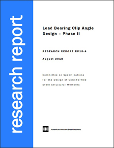 aisi-load-bearing-clip-angle-design