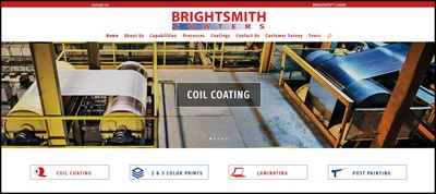 brightsmith-website