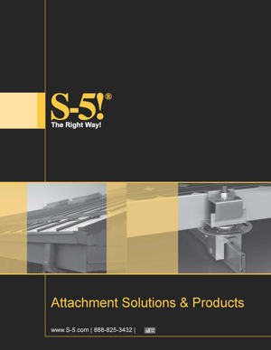 S 5R Releases Updated Attachment Solutions Products Brochure