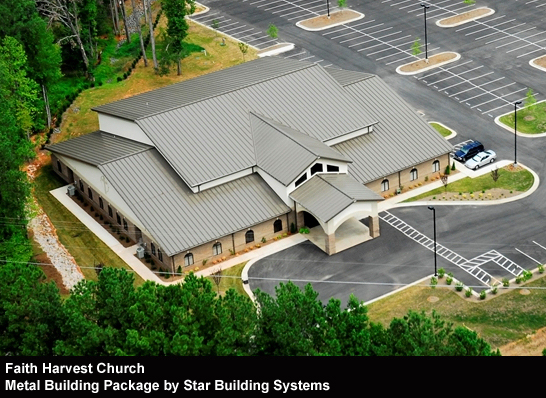 Star-Faith-Harvest-Church-metal-buildings-landing-March-2017