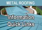 Metal roofing systems information