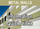 Metal wall information link