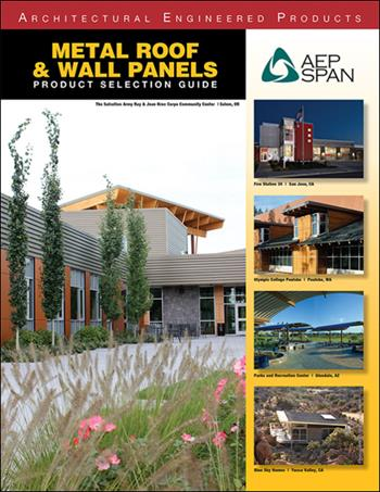 Metal Wall Panels And Systems Product Showcase Design