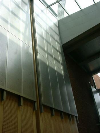 Expanded Metals Perforated Metals And Metal Mesh Design
