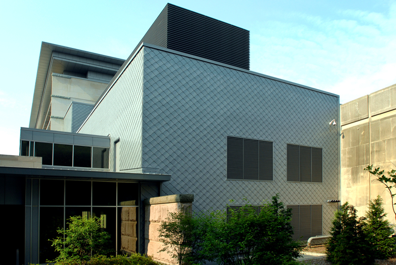 Metal construction projects case histories design and for Indianapolis painting company