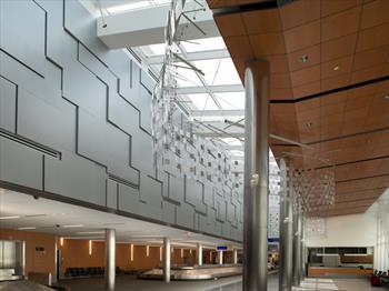 interior applications for metal design solutions design