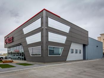 Metal construction projects case histories design and for Carizma motors lubbock tx