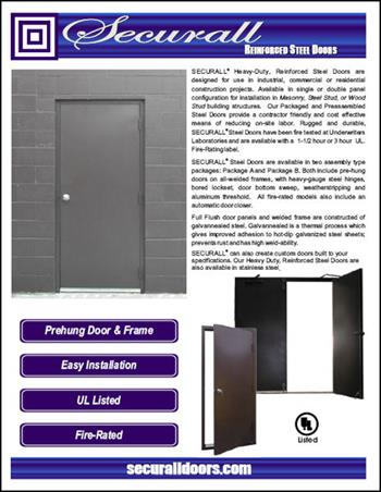 Commercial Industrial Doors Product Showcase Design And