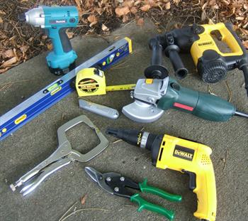 Tools And Equipment For Contractors Product Showcase