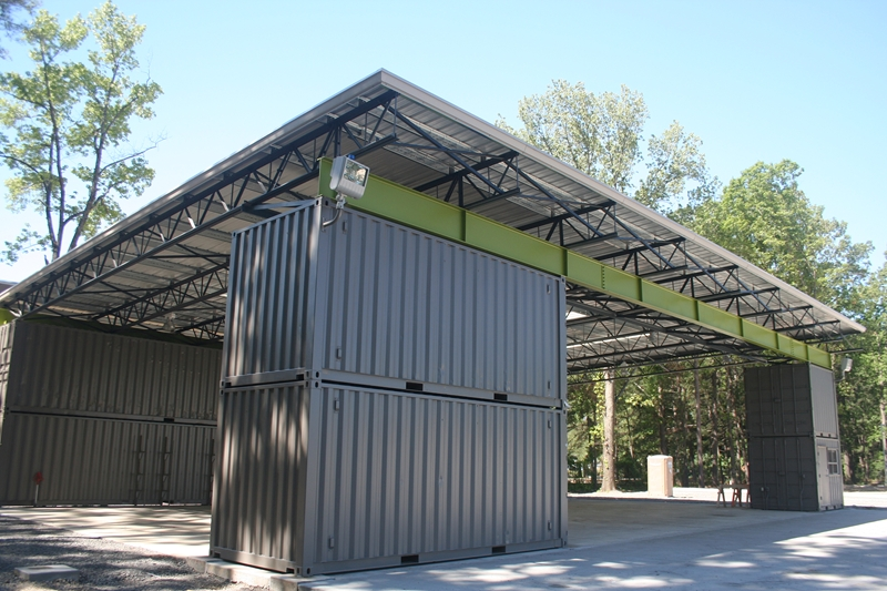 Metal Construction Projects Case Histories Design And Build With Metal